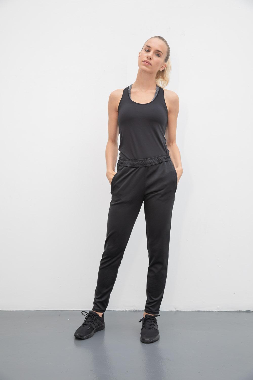 Running Pantalon Tombo Femmes Adultes Slim Leg Gym Fitness Jogging TL581